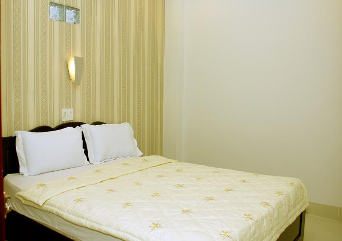 Phòng double - Khách sạn Quốc Tế Nha Trang