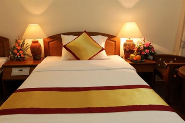 Phòng ngủ - Khách sạn Viễn Đông Nha Trang
