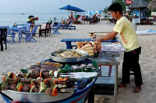 Quán ăn ngon Phú Quốc nhiều người biết là quán nào, nên ăn ở đâu