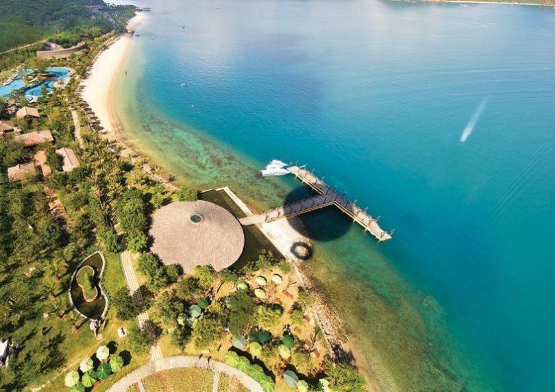 Hình ảnh đảo Hòn Tằm Nha Trang