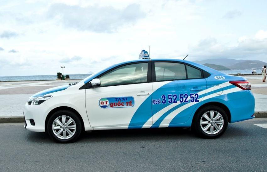 Quốc Tế, một trong những hãng taxi ở Nha Trang khá uy tín