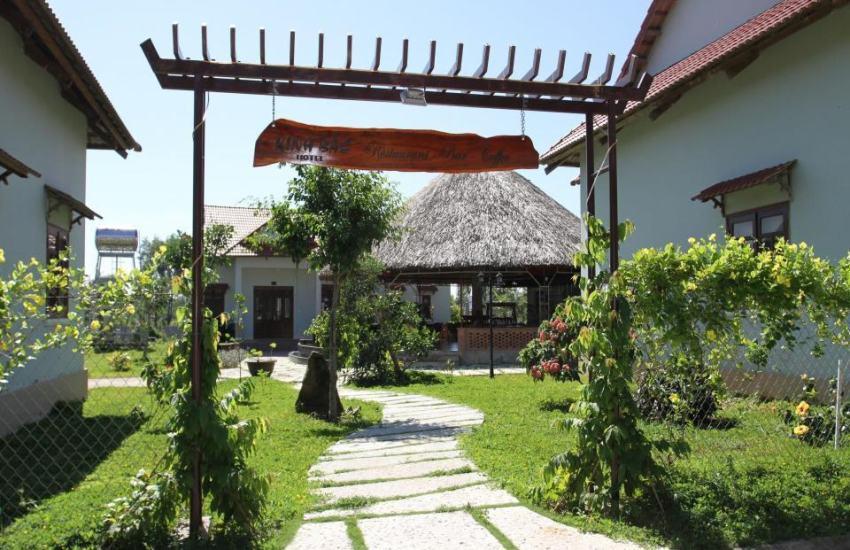 Khách sạn Phú Quốc gần Bãi Sao