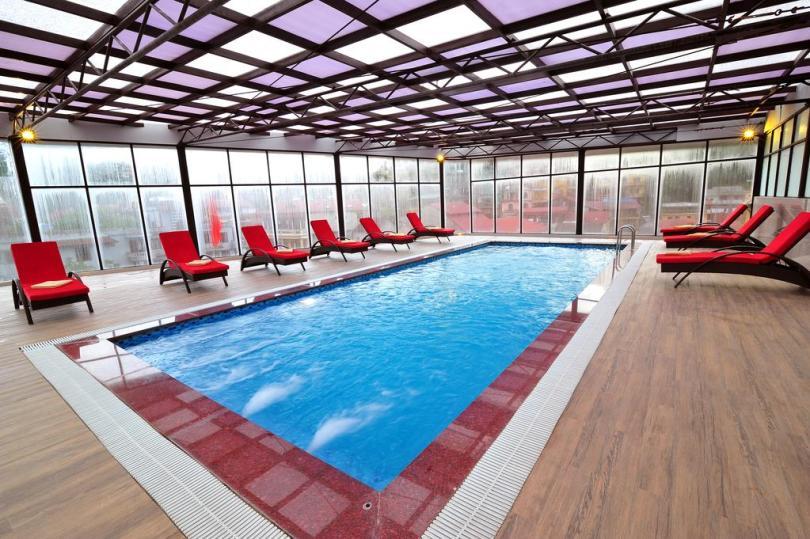 Khách sạn Sapa có bể bơi: khách sạn Amazing
