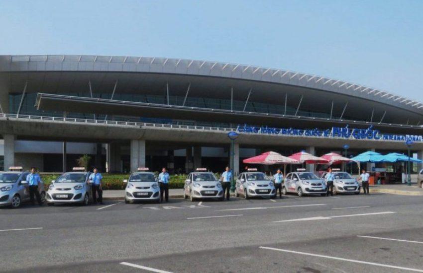 Phú Quốc có taxi không