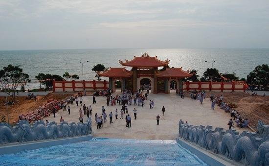Một góc chùa Hộ Quốc Phú Quốc Kiên Giang
