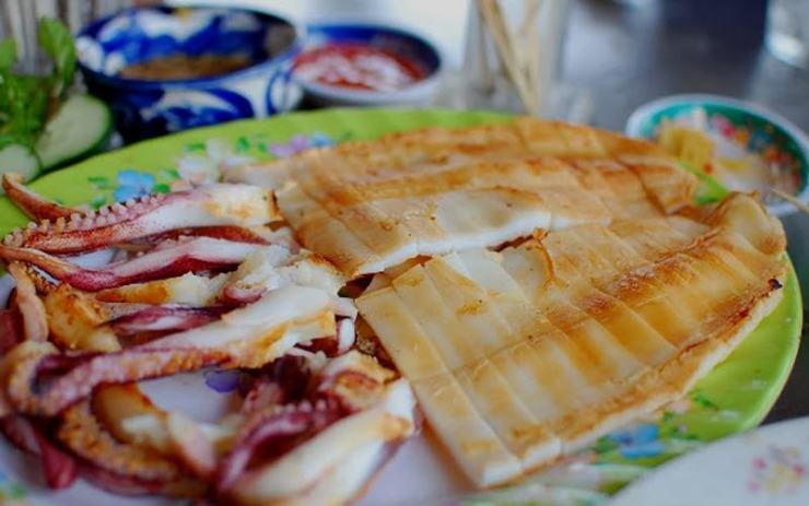 Cô Tô có rất nhiều hải sản ngon