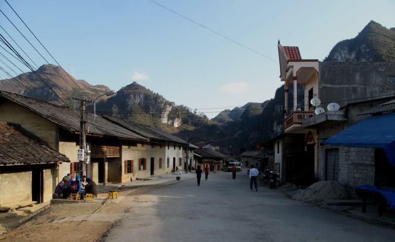 Hình ảnh thị trấn Phó Bảng Đồng Văn