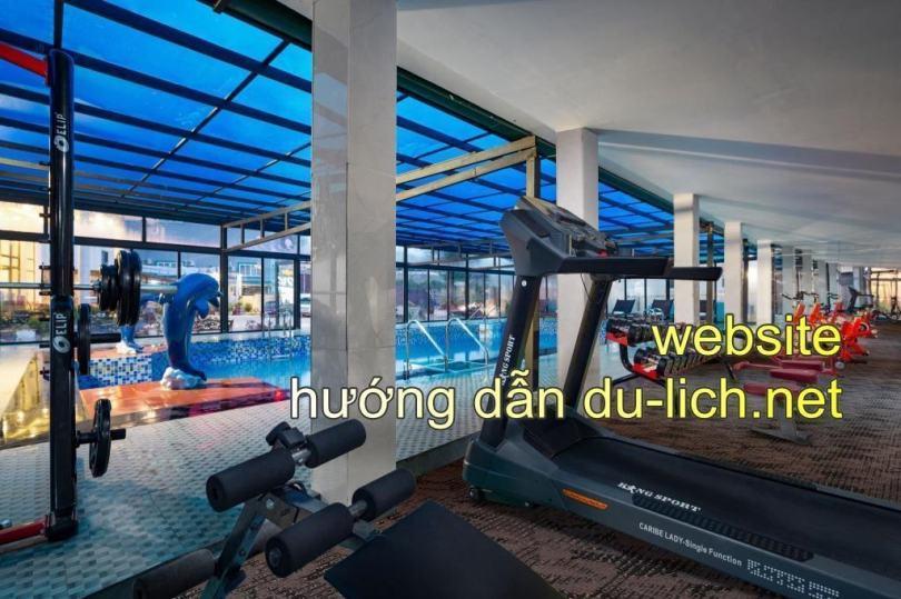 Hình ảnh khách sạn Freesia Sapa: khu tập gym