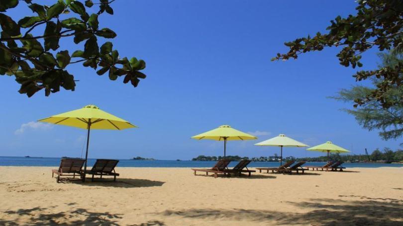 Hình ảnh bãi tắm Vũng Bầu Phú Quốc