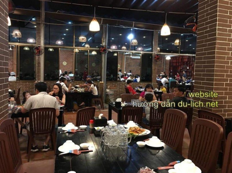 Đánh giá về nhà hàng Cơm Bắc 123 Phú Quốc: Phong cách như một nhà hàng nhậu vỉa hè