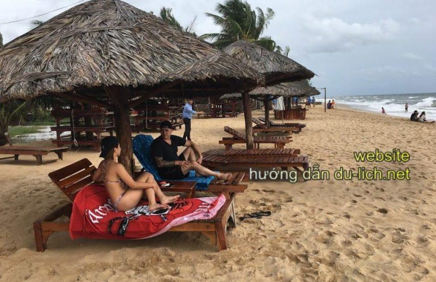 Hình ảnh Long Beach Resort Phu Quoc và biển Bãi Trường Phú Quốc