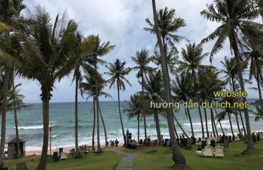 Hình ảnh bãi biển Bãi Trào Phú Quốc