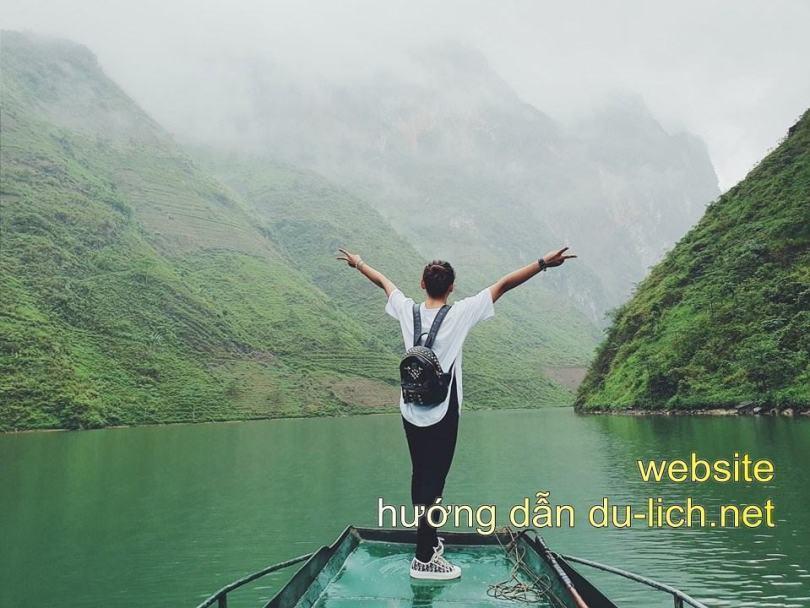 Dạo chơi trên sông Nho Quế