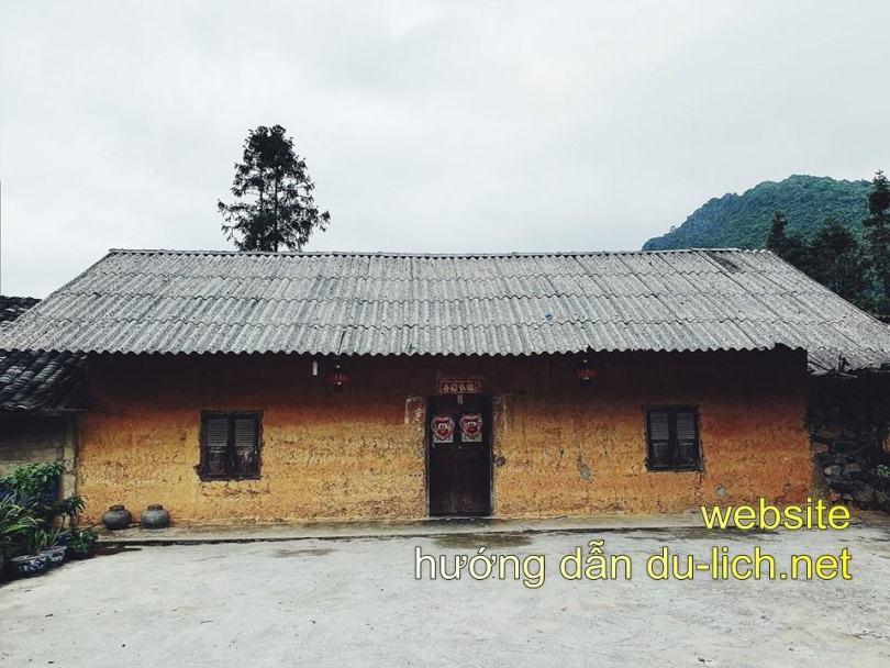 Hình ảnh những ngôi nhà ở Hà Giang