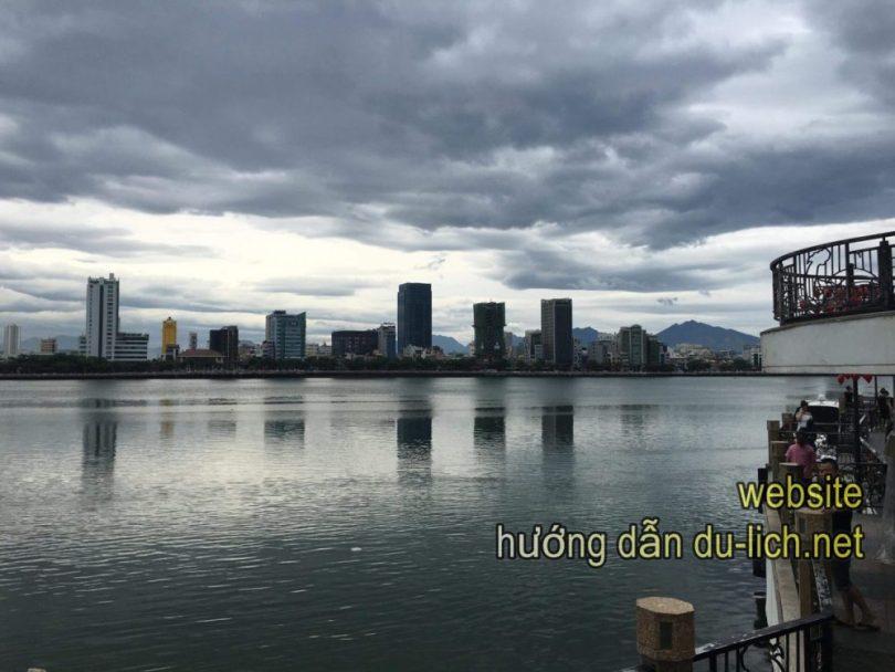 Hình ảnh sông Hàn ở Đà Nẵng