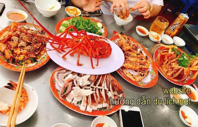 Nhà hàng hải sản nào ngon rẻ ở Đà Nẵng