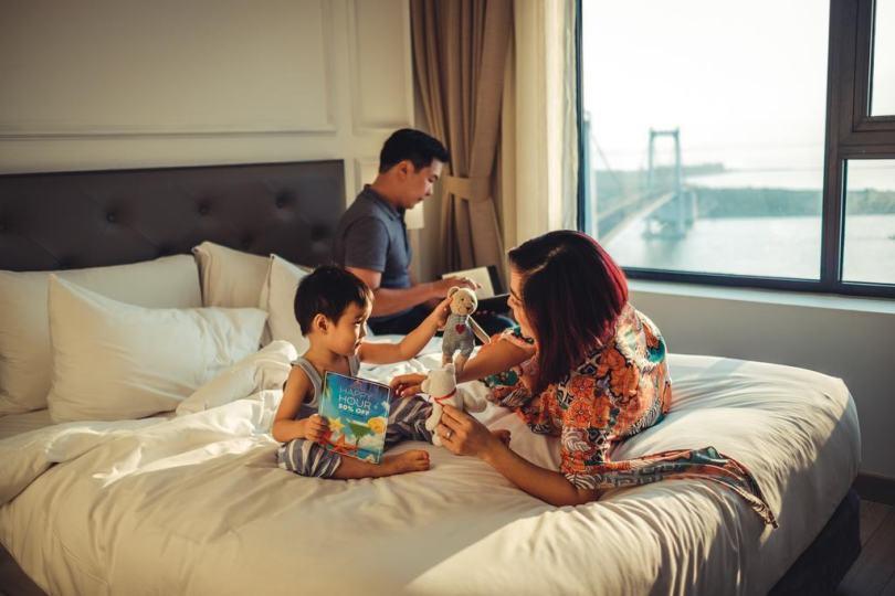 Hình ảnh khách sạn Golden Bay Danang (9)