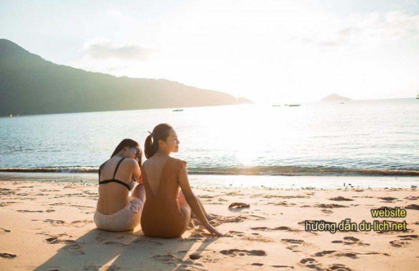 Các địa điểm du lịch tại Côn Đảo: Trong ánh bình minh