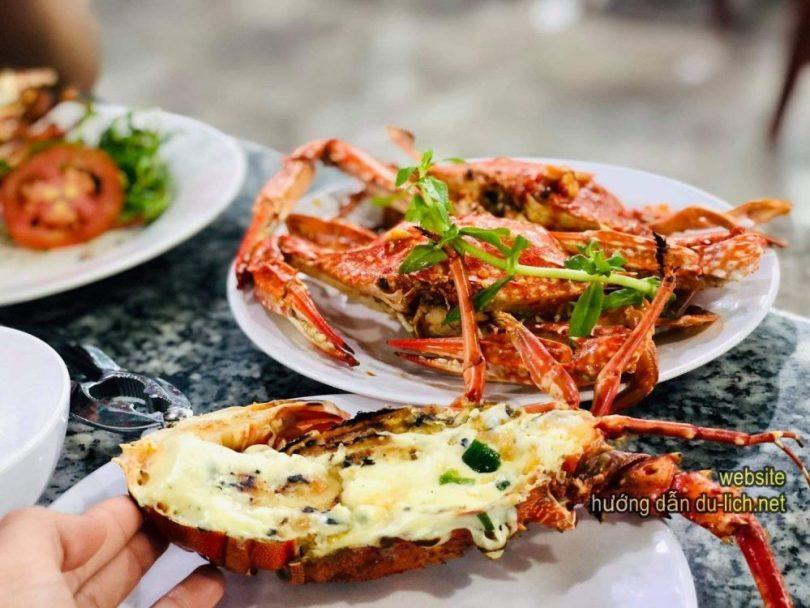Đi Phan Thiết là phải ăn hải sản. Về TPHCM muốn ăn ngon cũng chẳng có nha