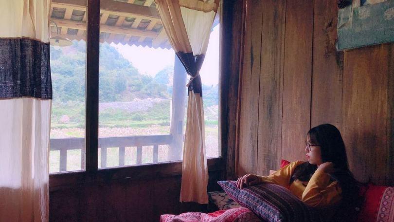 Đây là hình ảnh của Lolo Eco House ở Lũng Cú (Đồng Văn)