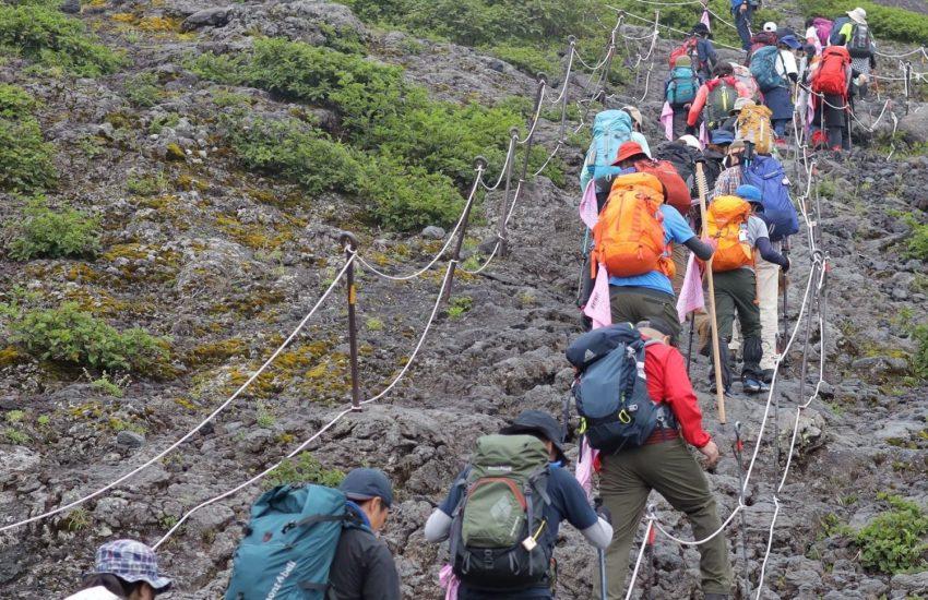 Hướng dẫn kinh nghiệm leo núi Phú Sĩ Nhật Bản