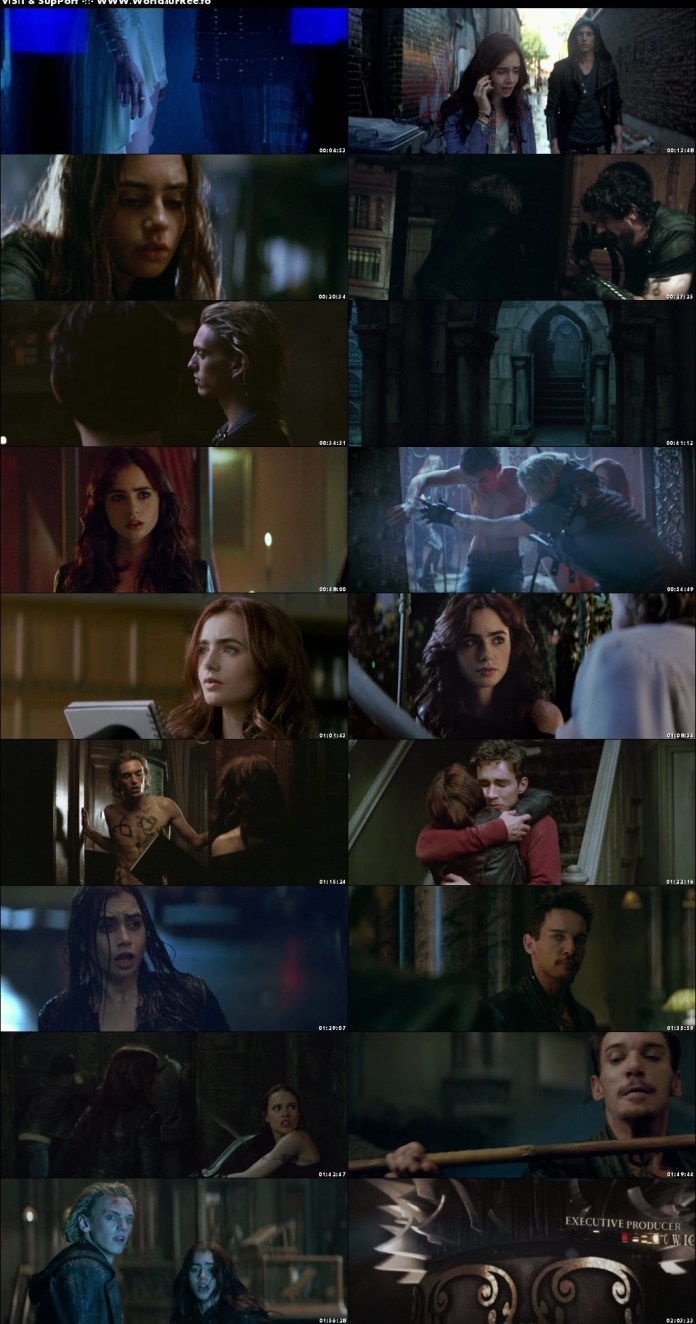 the mortal instruments city of bones full movie download