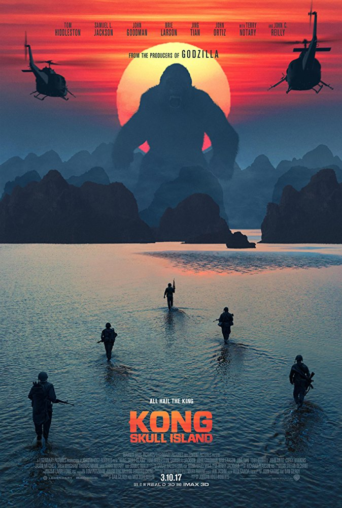 King Kong Skull Island Dual Audio P