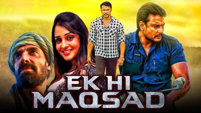 Ek Hi Maqsad 2020 Hindi Dubbed 720p HDRip Download