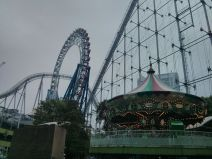 Tokyo Dome Rollercoaster