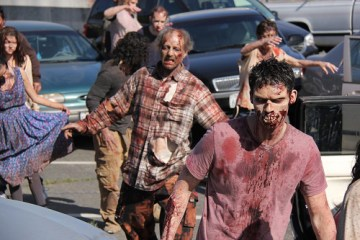 Rise of the Zombies - 2012
