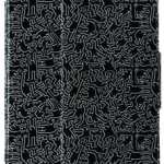 Flip Cover for iPad_People Black