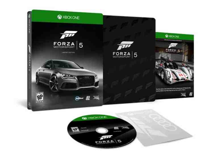 Forza-5-Limited-Edition