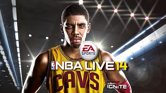 nba live 14 first look
