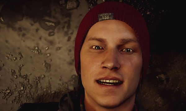 inFAMOUS Second Son PS4 trailer