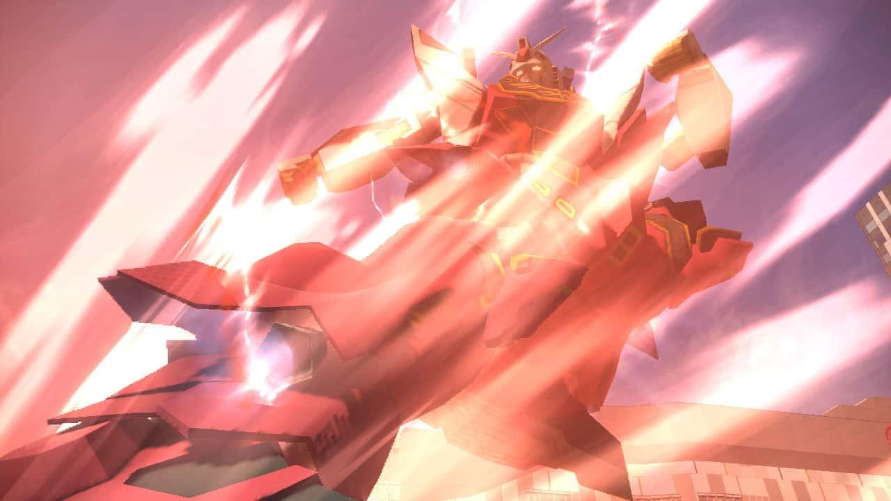 Gundam Breaker PS Vita Review - Dual Pixels
