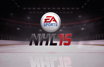 NHL 15 Title