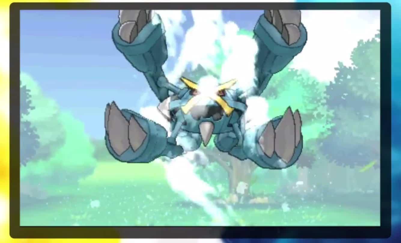 Mega Metagross Gameplay Trailer Pokemon Omega Ruby Alpha