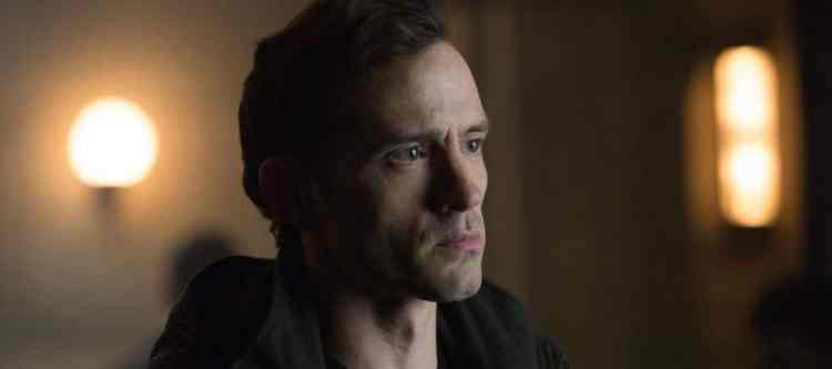 """GOTHAM: Guest star Nathan Darrow in the """"""""Rise of the Villains: Mr. Freeze""""  winter premiere episode of of GOTHAM airing Monday, Feb. 29 (8:00-9:01 PM ET/PT) on FOX.  ©2016 Fox Broadcasting Co. Cr: Jessica Miglio/ FOX"""