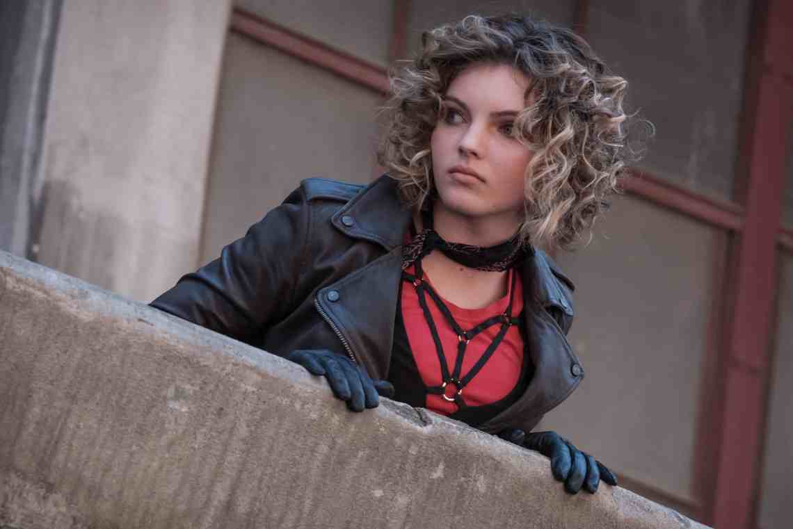 GOTHAM: Camren Bicondova in the ÒMad City: Better to Reign in HellÉÓ season premiere episode of GOTHAM airing airing Monday, Sept. 19 (8:00-9:01 PM ET/PT) on FOX. ©2015 Fox Broadcasting Co. Cr: Jeff Neumann/FOX.