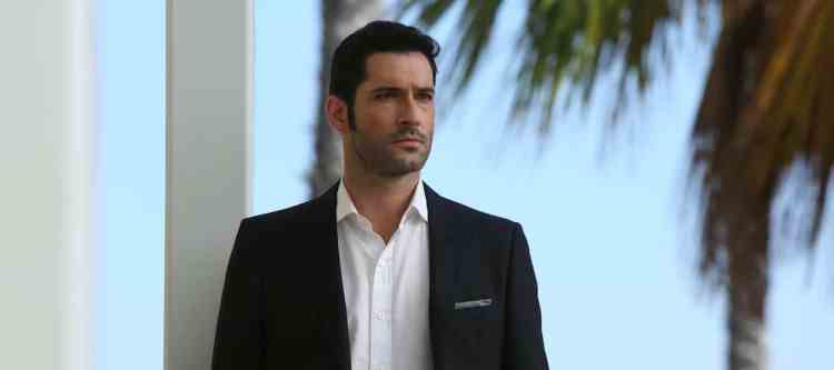 """LUCIFER: Tom Ellis in the """"Weaponizer"""" episode of LUCIFER airing Monday, Oct. 24 (9:01-10:00 PM ET/PT) on FOX.  ©2016 Fox Broadcasting Co. Cr: Michael Courtney/FOX."""