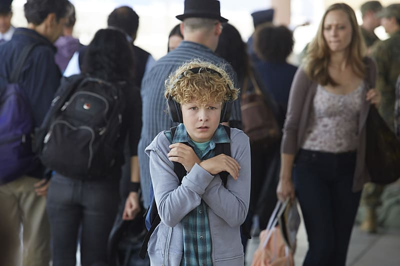 """""""Little Boy Lost"""" -- Team Scorpion must find a boy from Ralph's class who goes missing on a field trip after he accidentally has a run-in with a deadly criminal. Also, Toby gets closer to finding out the identity of Happy's husband, on SCORPION, Monday, Oct. 17 (10:00-11:00 PM, ET/PT), on the CBS Television Network. Pictured: Marcus Eckert. Photo: Erik Voake/CBS ©2016 CBS Broadcasting, Inc. All Rights Reserved"""