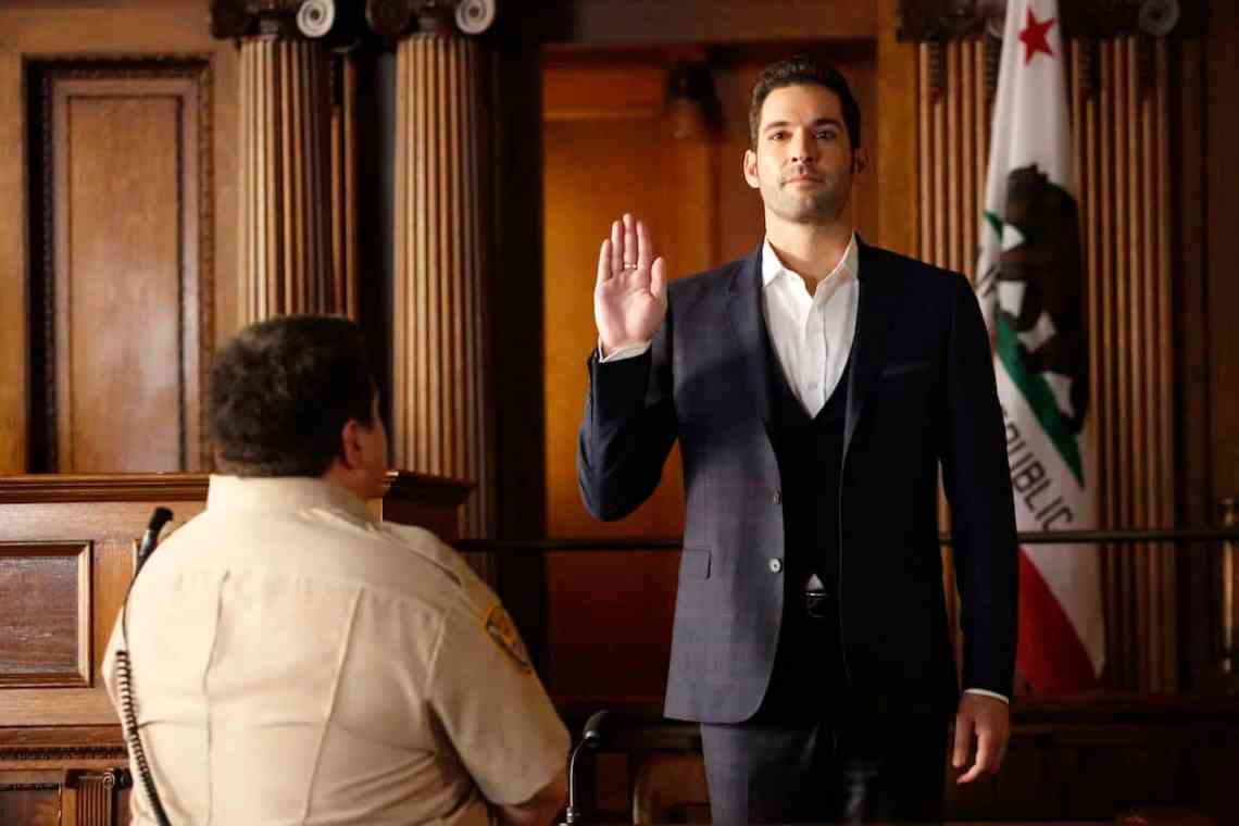 """LUCIFER: Tom Ellis in the """"Quid Pro Ho"""" episode of LUCIFER airing Monday, Nov. 28 (9:01-10:00 PM ET/PT) on FOX. ©2016 Fox Broadcasting Co. Cr: Bettina Strauss/FOX."""