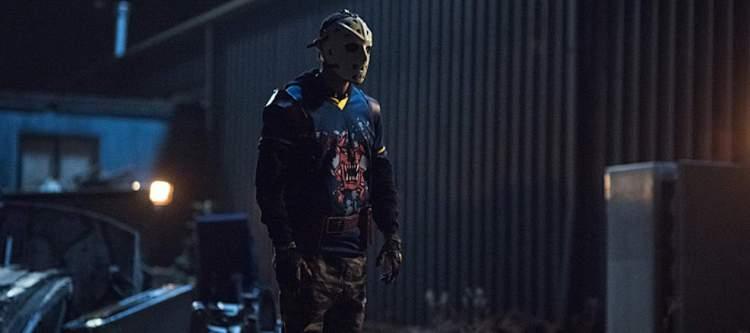 "Arrow -- ""Human Target"" -- Image AR505b_0279.jpg -- Pictured: Rick Gonzalez as Rene Ramirez/Wild Dog -- Photo: Dean Buscher/The CW -- © 2016 The CW Network, LLC. All Rights Reserved."