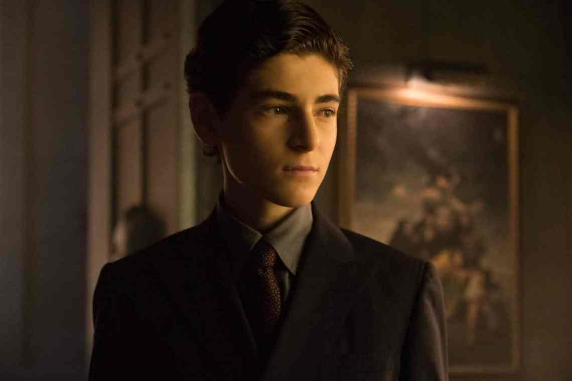 "GOTHAM: David Mazouz in the ""Mad City: The Gentle Art of Making Enemies"" winter finale episode of GOTHAM airing Monday, Jan. 30 (8:00-9:01 PM ET/PT) on FOX. Cr: Jessica Miglio/FOX."