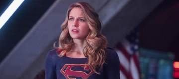 "Supergirl -- ""The Martian Chronicles"" -- Image SPG211a_0305 -- Pictured: Melissa Benoist as Kara/Supergirl -- Photo: Dean Buscher/The CW -- © 2017 The CW Network, LLC. All Rights Reserved"