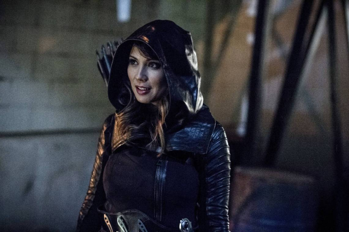 "Arrow -- ""Bratva"" -- Image AR512b_0223b.jpg -- Pictured: Lexa Doig as Talia Al-Ghul-- Photo: Cate Cameron/The CW -- © 2017 The CW Network, LLC. All Rights Reserved."