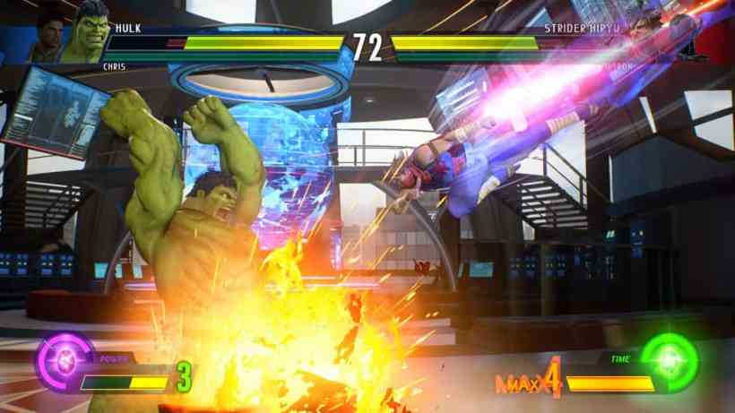 Image result for marvel vs. capcom infinite gameplay