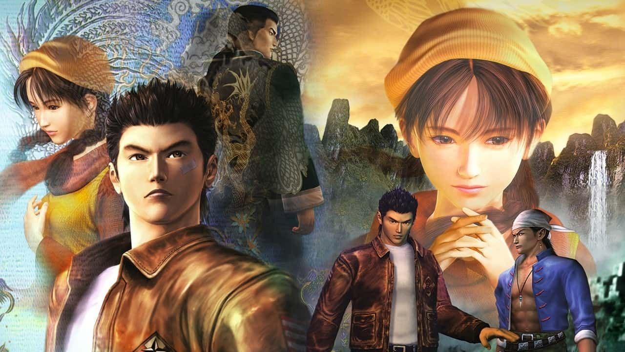 Shenmue 1 & 2 Coming To PS4, Xbox One, And PC This Year