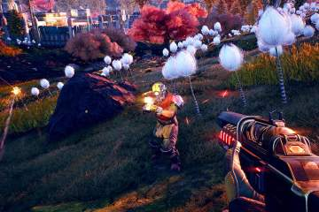 The Outer Worlds Roseway Battle
