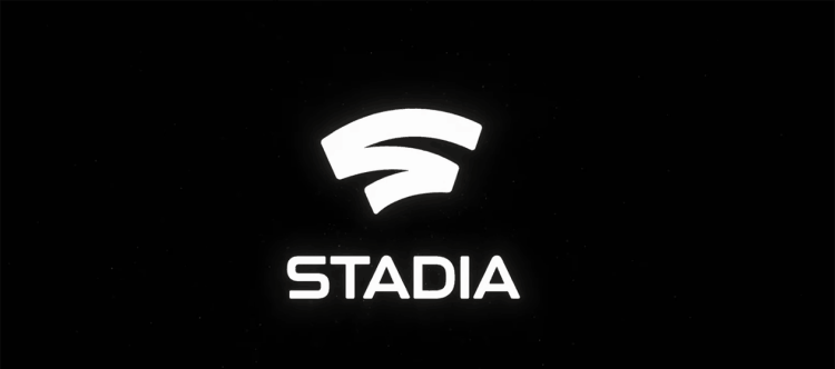 Stadia Logo from GDC